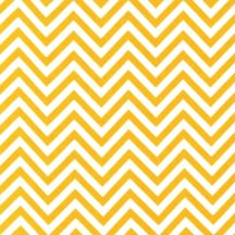 Remix Thin ZigZag Chevron Sunshine