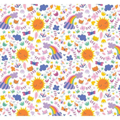 Happy Skies Sunshine and Rainbows