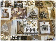 Winter wonderland in brown