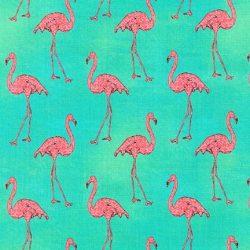 Beach Divas Flamingos Cabana