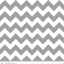 Medium Chevron Gray