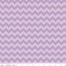 Small Chevron Tone on Tone Lavendar