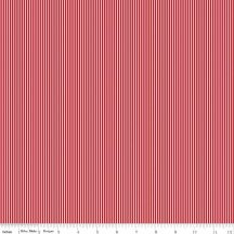 Bloom & Bliss Stripe Red