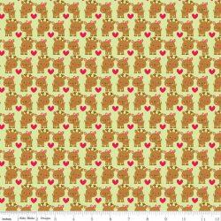 Santa Express Santa Deer Green