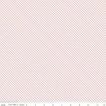 Sweet Orchard Stripe Pink