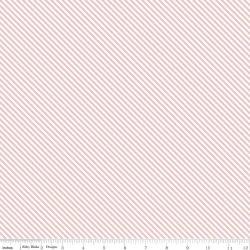 Sweet Orchard Stripe Pink