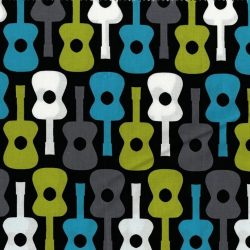 Groovy Guitar Lagoon