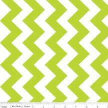 Plüss Medium Chevron Dreamy Color Lime