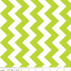 Plüss Medium Chevron Dreamy Color Lime