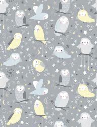 Whimsical Owls Stone