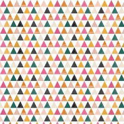 Geo Forest Triangles