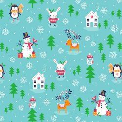 Merry Little Christmas - Friends