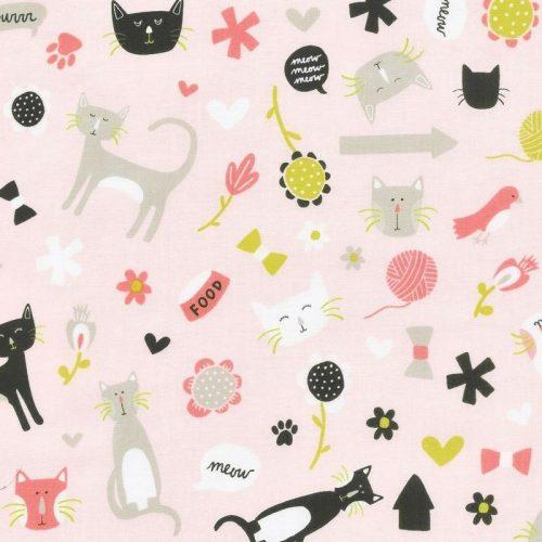 Meow Main Pink