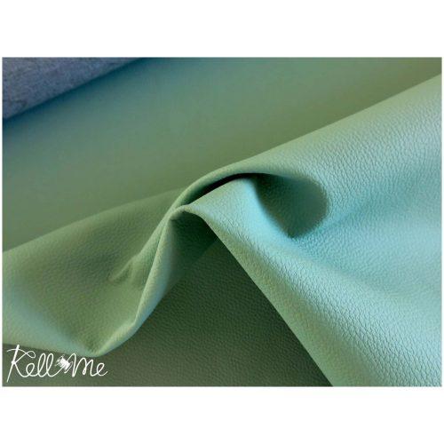 Textilbőr - Vintage menta