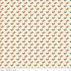 Olivia Petals Cream 45×55 cm