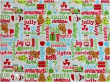 Santa Express Greatings White FQ
