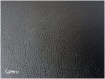 Textilbőr - fekete, 145 cm széles