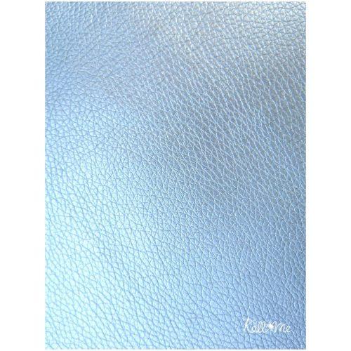 Textilbőr - ezüst