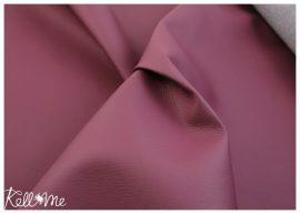 Textilbőr - sötétmályva, 145 cm széles