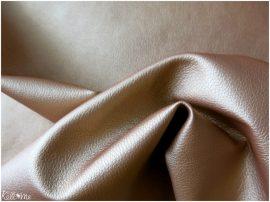 Textilbőr - világos bronz