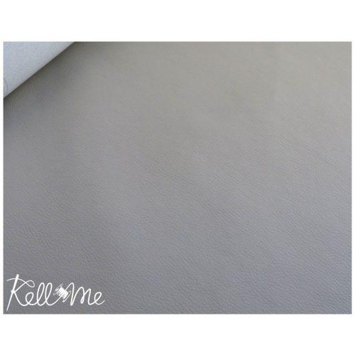 Textilbőr - világos szürke 145 széles