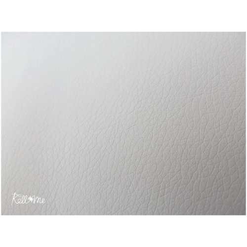 Textilbőr - fehér (tört)