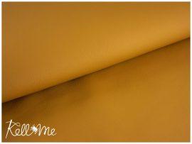 Textilbőr - okker sárga