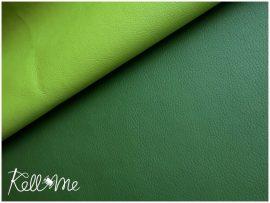 Textilbőr - zöld