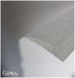 Kétoldalas ragasztófátyol - applikáláshoz (90 cm széles)